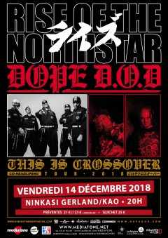 Rise of the Northstar + Dope D.O.D au Ninkasi Kao