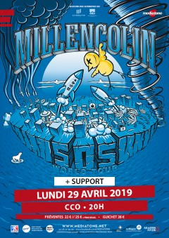 Millencolin + support